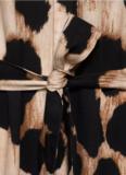 Midi-jurk met luipaardpatroon_